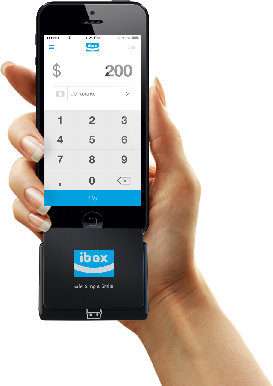 ibox – Mobile Point of Sale solution